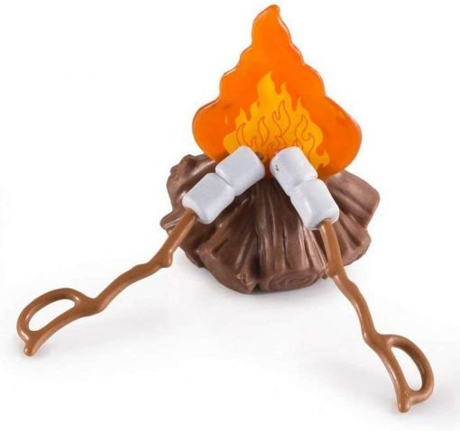 Barbie Camping Fun Accessory Pack Campfire 6 Pieces 3