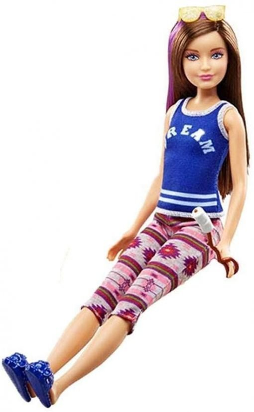 Barbie Camping Fun Tent, Skipper Doll and Accessories - New for 2016 3