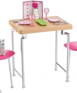 Barbie Date Night & Accessories Playset 2