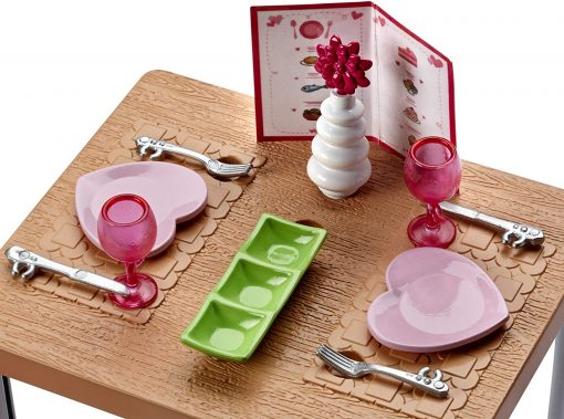 Barbie Date Night & Accessories Playset 3