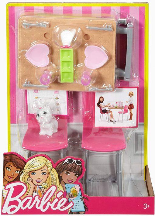 Barbie Date Night & Accessories Playset 5