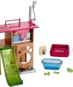 Barbie Pet Room & Accessories Playset 2