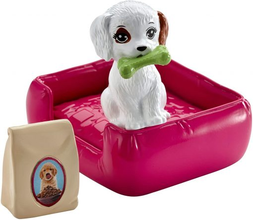 Barbie Pet Room & Accessories Playset 4